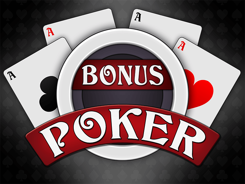 Bonus Poker Video Poker Screenshot