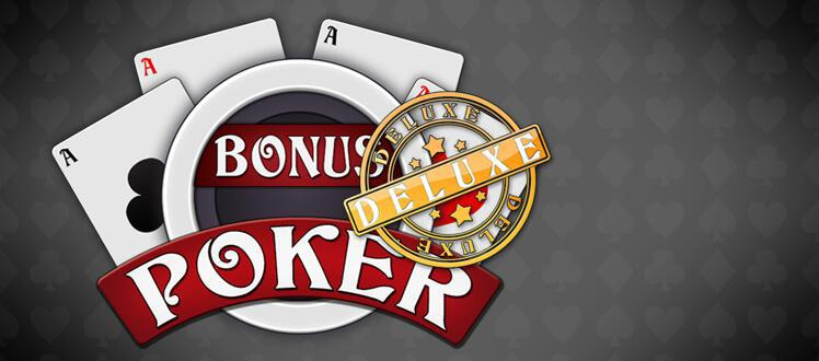 Bonus Poker Deluxe Screenshot