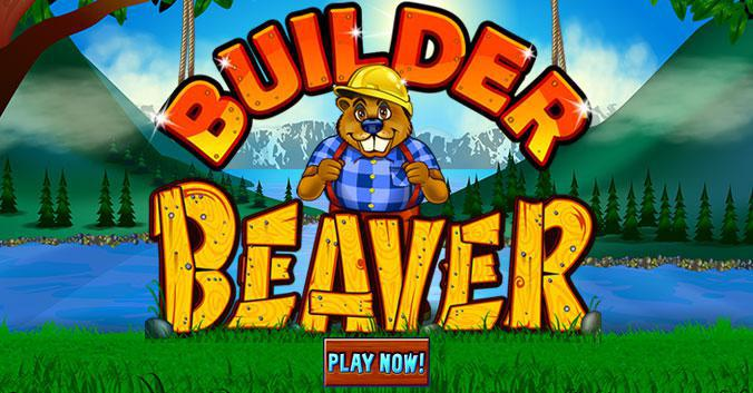 Play Now - Builder Beaver Slot game