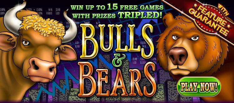Bulls & BEars online slot review