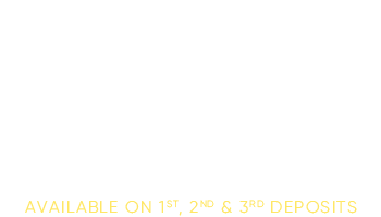 Claim your $1000 free bonus plus 50 free spins
