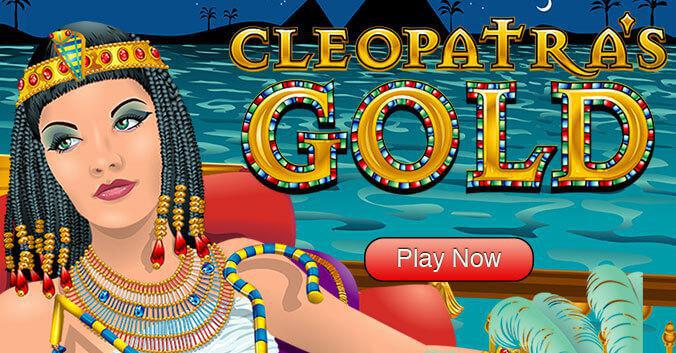 Play Now - Cleopatras Gold Slot game