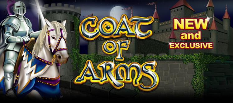 Coat Of Arms Slot Review