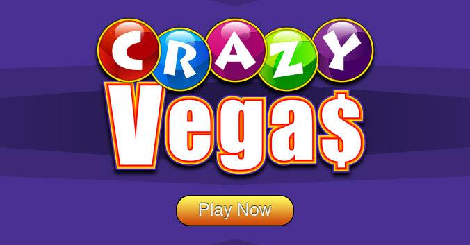 Crazy Vegas online slot review - Play Now