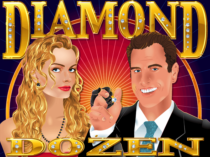 Diamond Dozen slot image