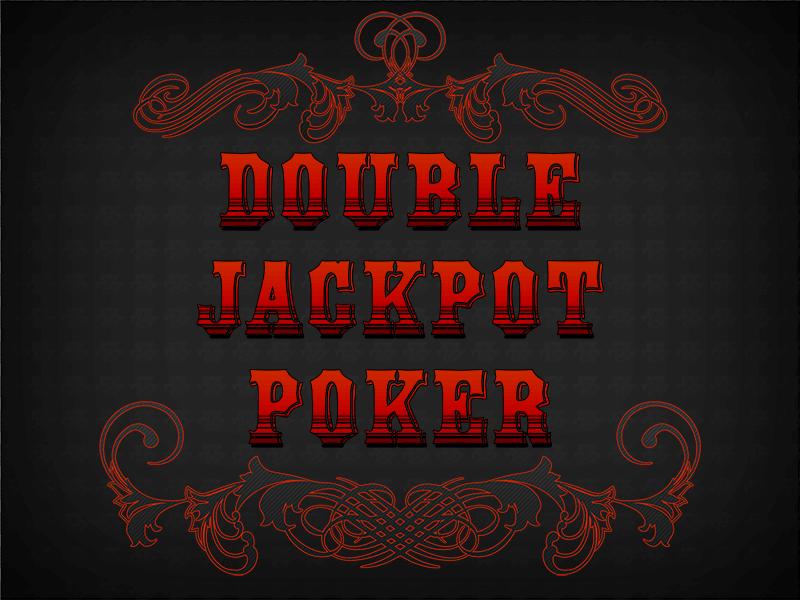 Double Jackpot Poker Screenshot