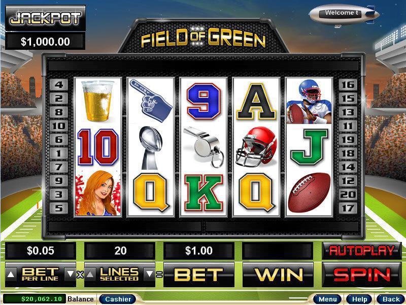 Field of Green Screenshot