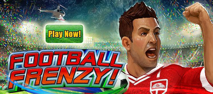 Football Frenzy online slot