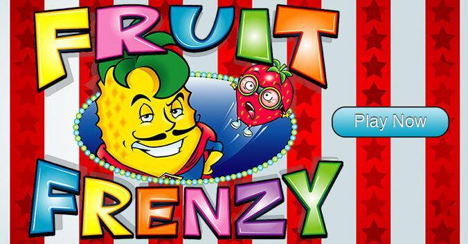Fruit Frenzy Reel Slot - Play Now
