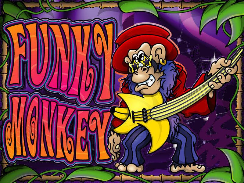 Funky Monkey Slot Review - Play Now