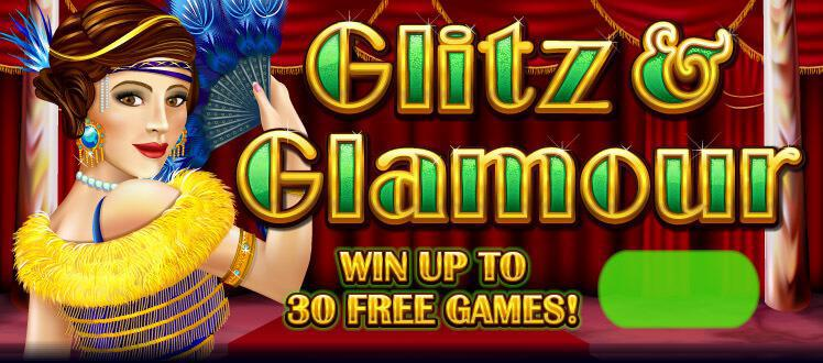 Glitz and Glamour online slot review - Play Now
