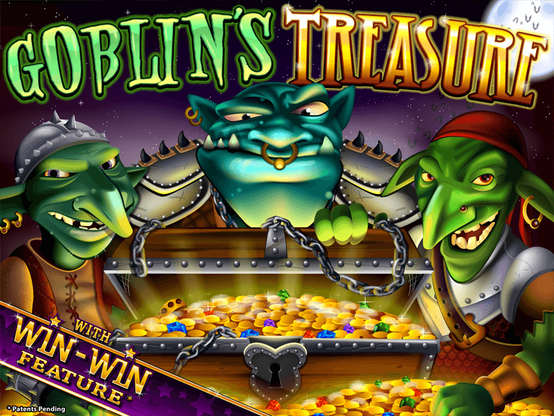 Goblins Treasure online slot review - Play Now