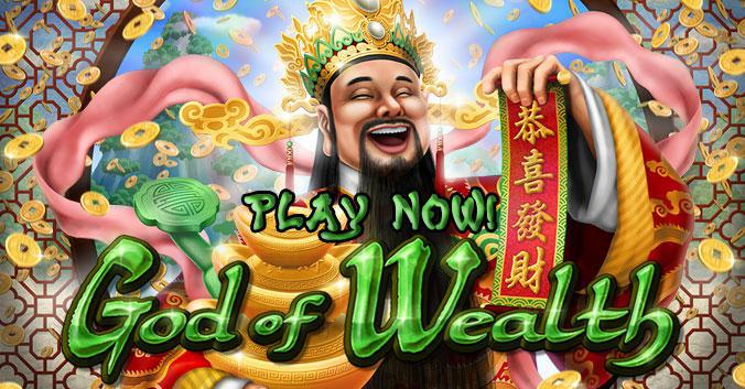 The god of wealth slot texas poker minimum raise