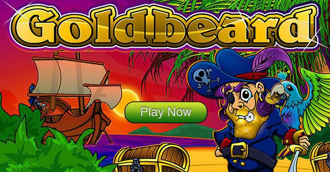 Play Now - Goldbeard Slot game
