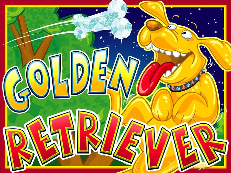 Golden Retriever online slot review - Play Now