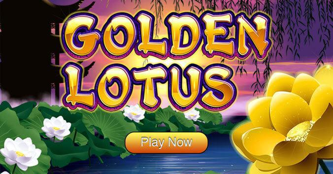 Golden Lotus online slot review - Play Now