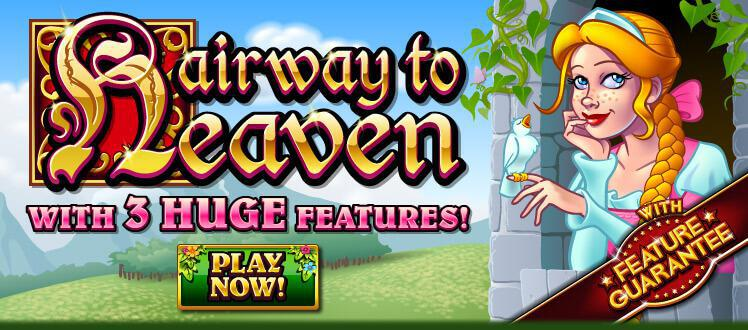 Hairway to Heaven online slot review - Play Now