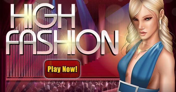 Play Now - High Fashion Slot game