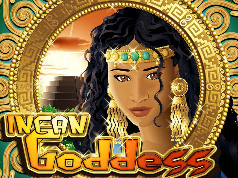 Incan Goddess slot review image and logo