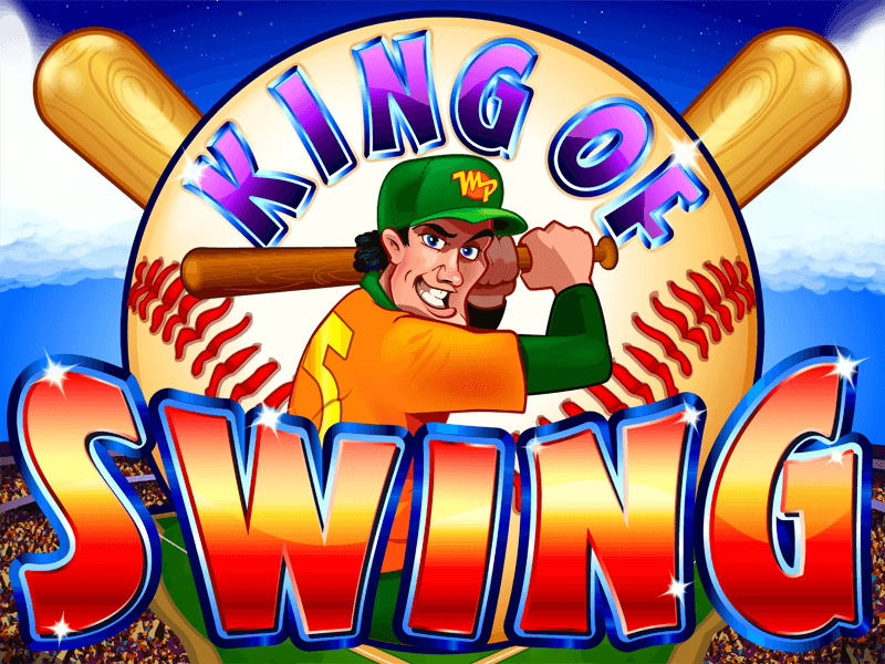 King Of Swing slot review image and logo