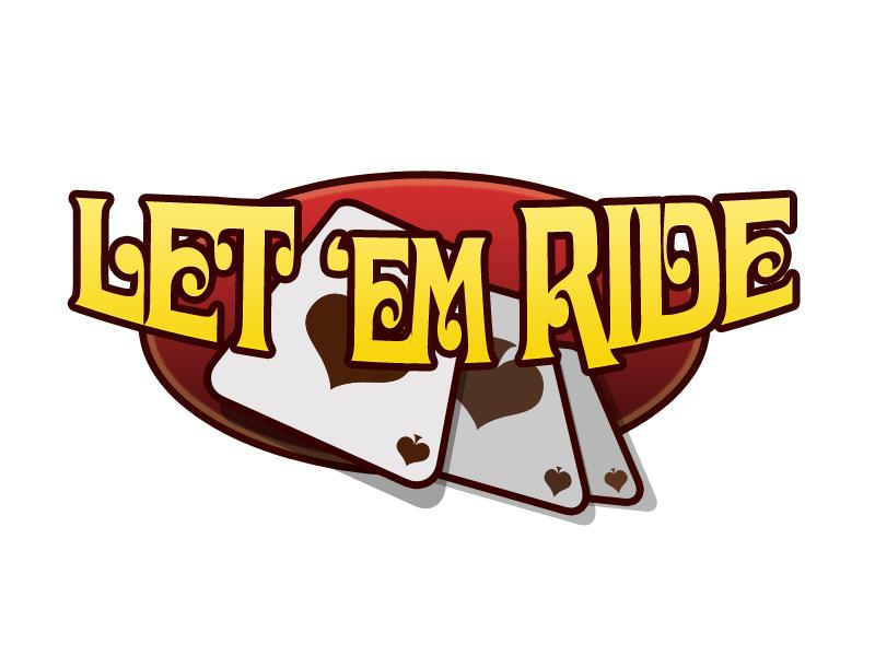 Let'em Ride Poker logo