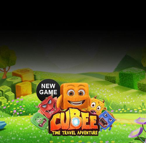 Cubee - free online slot