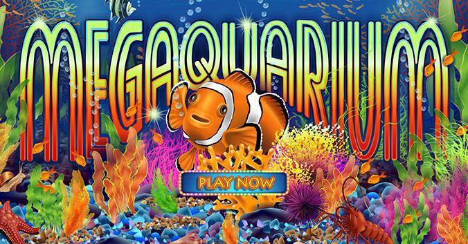 Megaquarium Video Slot image