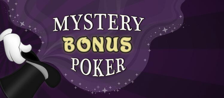 Mystery Bonus Poker Screenshot
