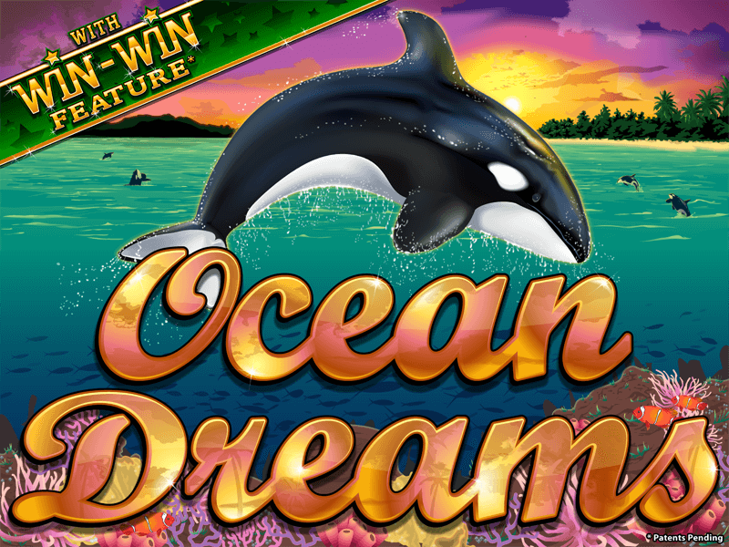 Ocean Dreams slot review image and logo