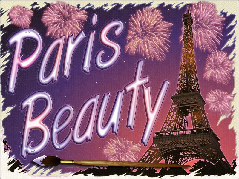 Paris Beauty slot review image and logo