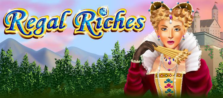 Play Now - Regal Riches Slot game