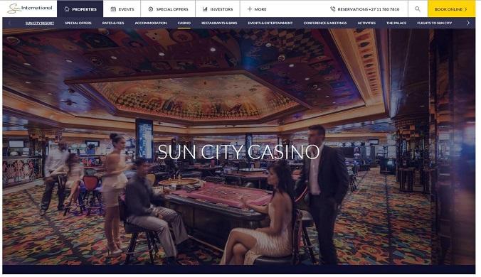 Sun City Casino