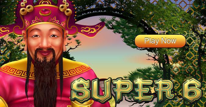 Super 6 Online Slot