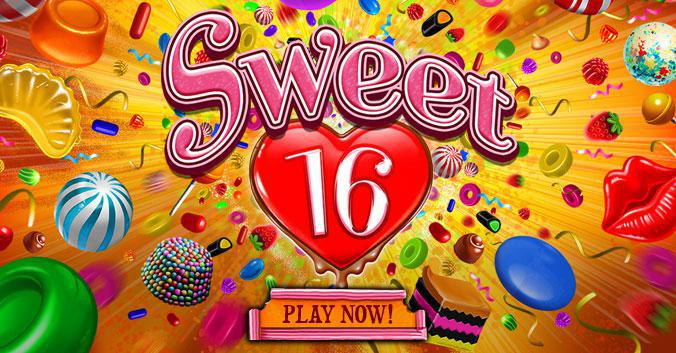 Sweet 16 Video Slot