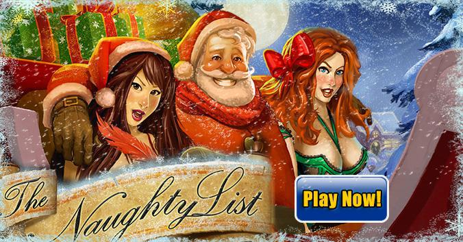 The Naughty List Online Slot