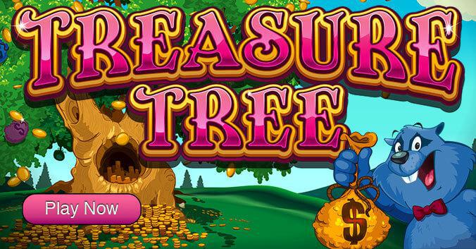 Treasure Tree review image and logo