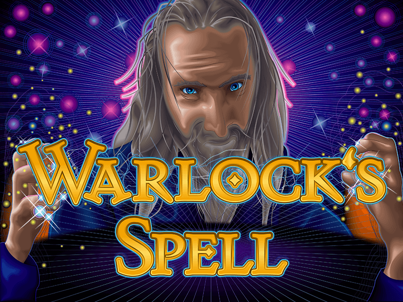 Warlocks Spell slot review image and logo