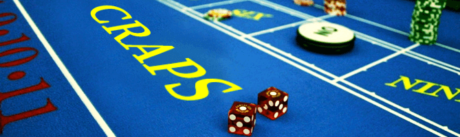 Play online Craps for free at Yebo casino