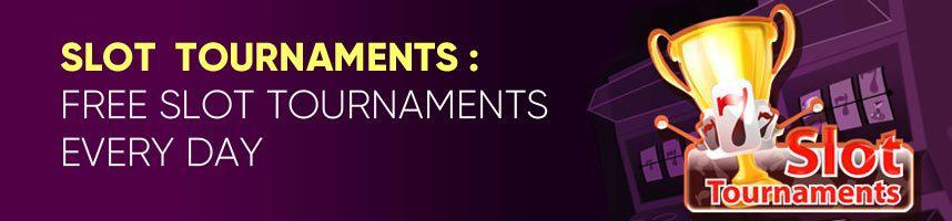 Slot Tournaments Every Day