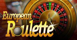 Mobile European Roulette