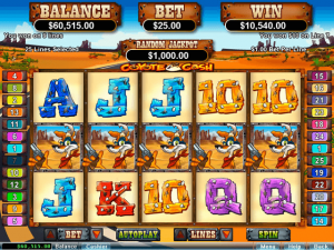 Coyote Cash Screenshot