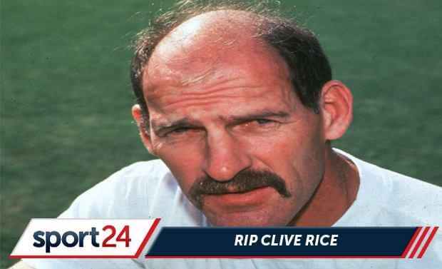 Clive Rice Dies