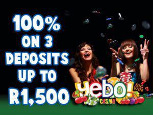 Lekker Friday with 100% on 3 deposits