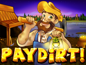 Paydirt Video Slot