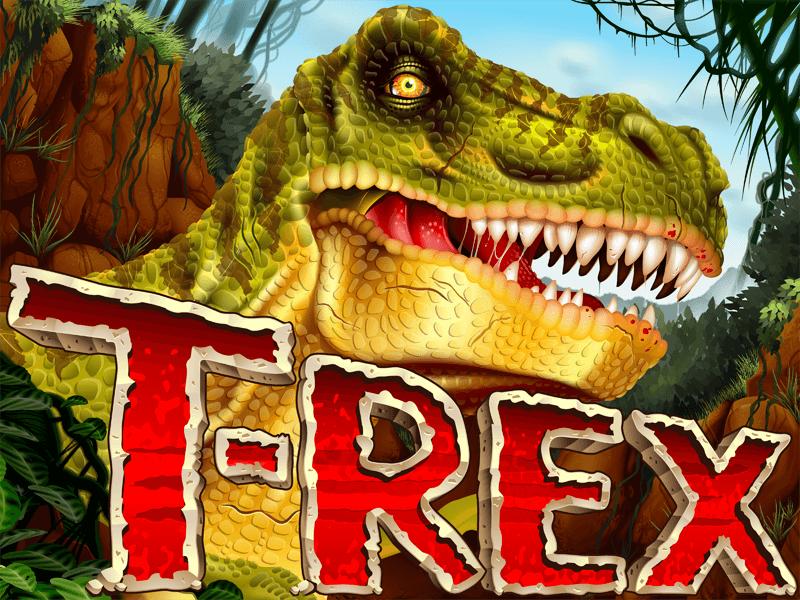 T-Rex Online Slot