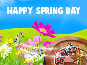 Celebrate Spring Day with Yebo Casino