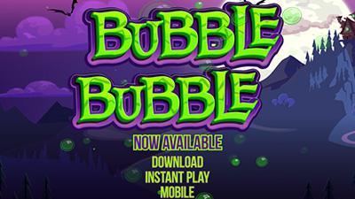 Bubble Bubble casino slot