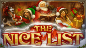 The Nice list video slot