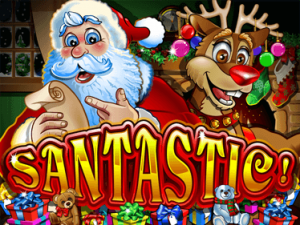 Santastic video slot