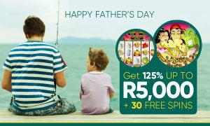 Fathersday Yebo Casino